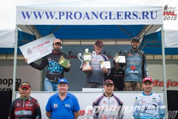 Изображение 1 : Pro Anglers League Trout 2015 (весенний этап)