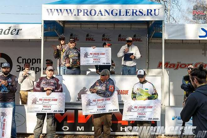 Изображение 1 : Pro Anglers League Trout 2017